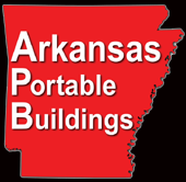 Arkansas Portable Buildings in North Little Rock, Arkansas has the buildings and sheds you want. Buy or rent to own with NO credit check!