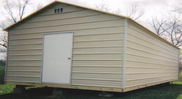 Arkansas Portable Buildings - Workshops