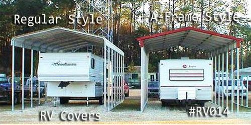 Arkansas Portable Buildings  - Campers - Garages