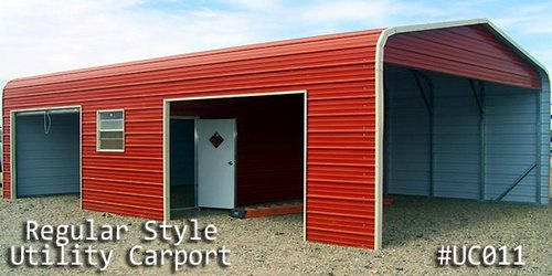 Arkansas Portable Buildings  - Utility