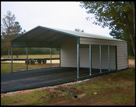 Attractive Carports By Quality Outdoor Products Are Now Offered At Arkansas Portable  Buildings