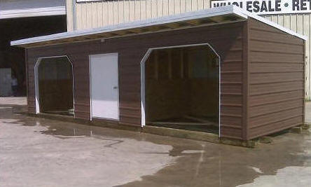 Horse Barn- Portable Buildings Little Rock Arkansas ...